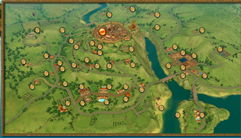 Monte Vista Interactive Map By Simfans Thesimnet